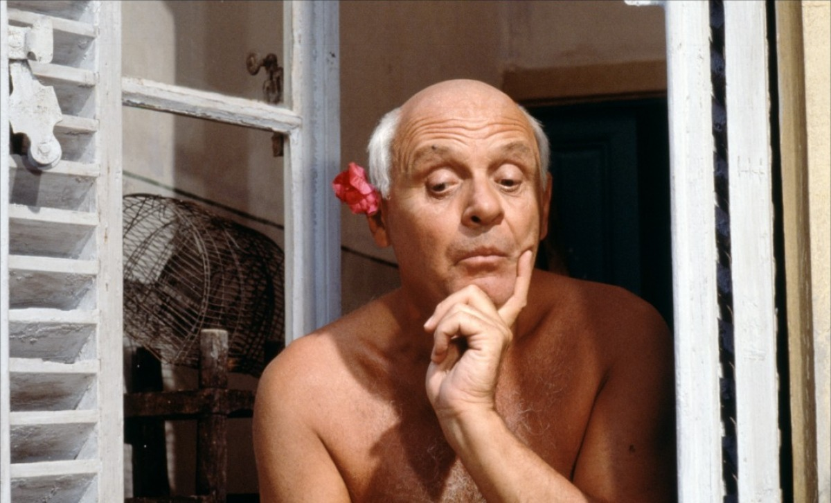 Okay. Surviving Picasso. Such an insane movie, I mean it shows in part I think his personality. It is crazy in the way that it shows the art in a sublime way haha, like living art, of living in the art. I don't know. The only thing I know is he was insane as well.  Nice and perfectly done, The image is so beautiful and in capture the love for art