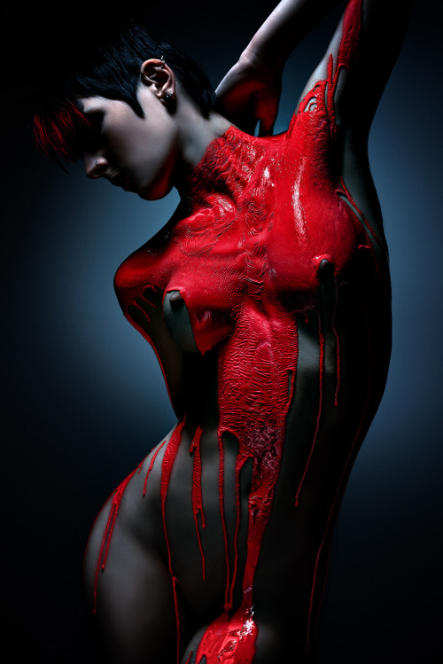 ktrembach:  Red-fiction by *Gesell