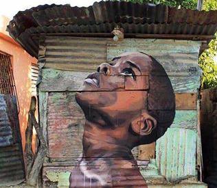 santo domingo república dominicana quisqueya pobreza arte barrio guetto