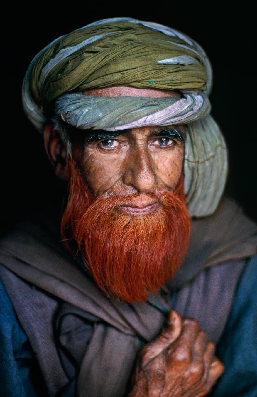 myownbrickinthewall:  Steve McCurry is genius.
