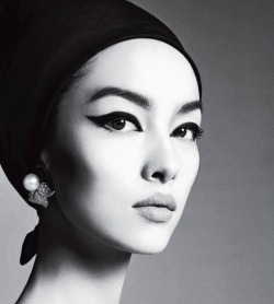 philoclea:  Fei Fei Sun by Steven Meisel for Vogue Italia, January 2013