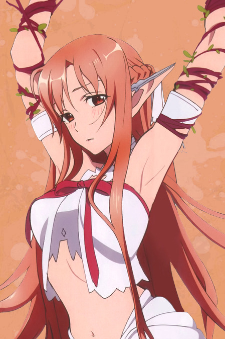 ASUNA YUUKI -:- 4 OUTFITS- Sword Art Online | Queen Titania | High School | ALfheim Online