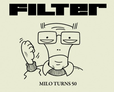 Did you have trouble getting you hands on a copy of FILTER Magazine's Descendents issue?No problem! The fantastic article is now available online for your reading pleasure, featuring interviews conducted by legendary bassist, Mike Watt, and ingenious artist, Chris Shary.Enjoy!