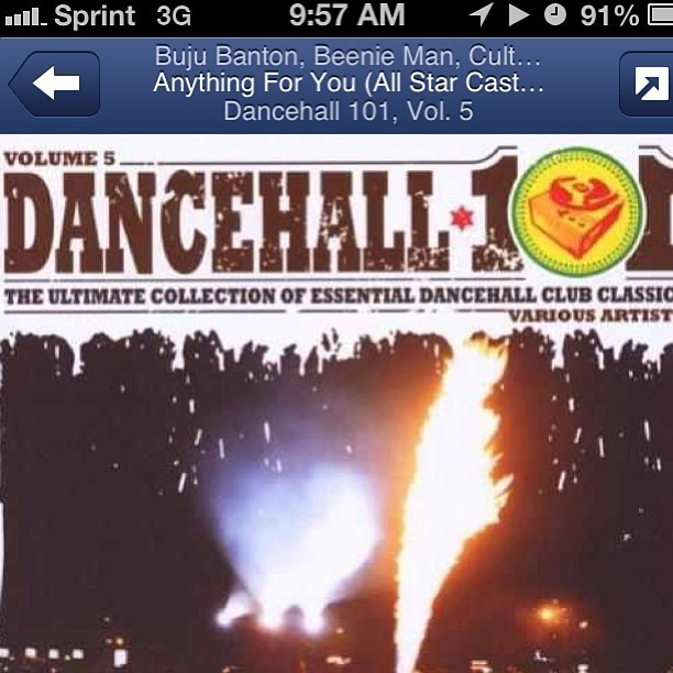 When is the last time you heard this joint?!?!?!? #dancehall #reggae #love #music