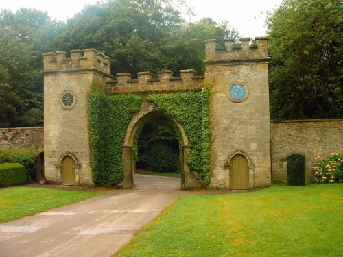 Arched Portal, Stourhead, England photo By Etrusia UK