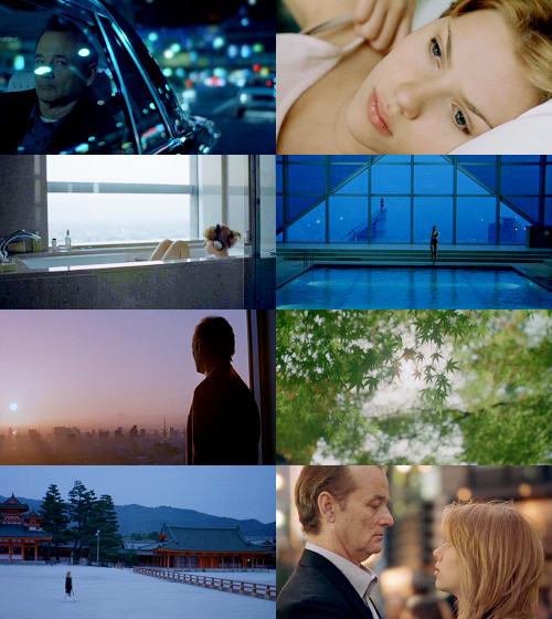 "Lost in Translation (2003) dir. by Sofia Coppola ""You're not hopeless."""