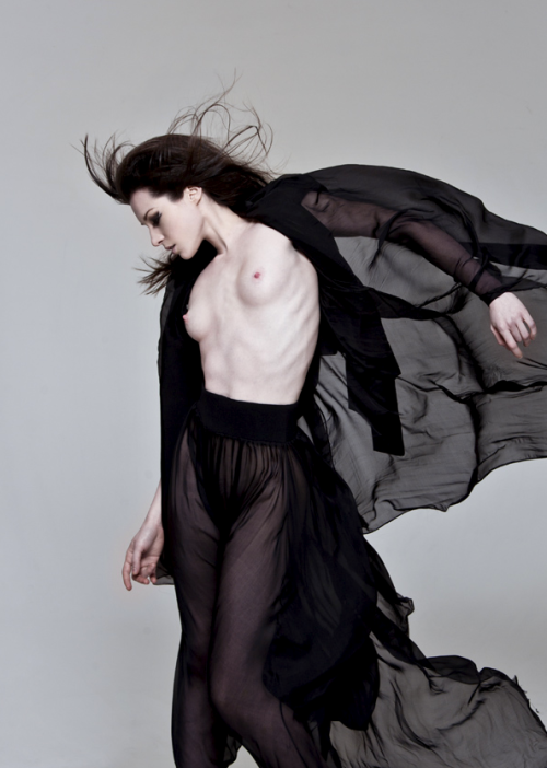 neubauter:  Stoya for Take Me #10ph. Allan Amato