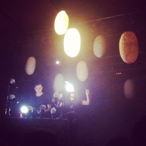 Purity Ring, Starlite Room, Edmonton 2012