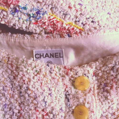 1990s Chanel ♛ Availble on ABOYSCLOSET