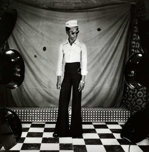 chewdisco:  Samuel Fosso Self Portrait (c. 1976)