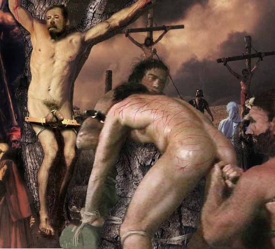 """jesusonthedownlow: """" 666sodomy """""""