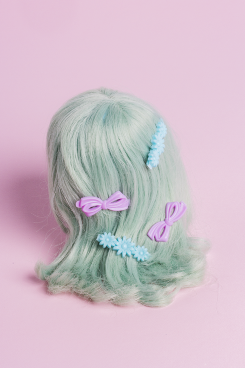 laurencephilomene:  Doll Hair, 2013  Insane hair goals