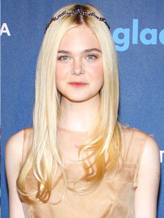 Beauty Battle! Ariana Grande and Elle Fanning both topped off their looks with pretty headbands, but who wore it best? Let us know your pick »