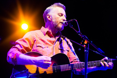 Billy Bragg at The El Rey Theatre.
