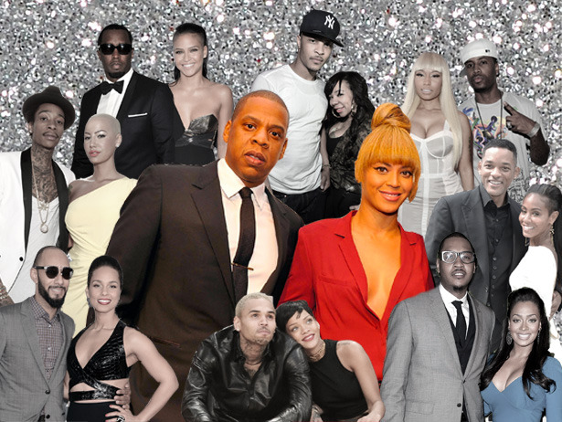 14 Famous Pairs Who Should Double Date Jay-Z & Beyoncé