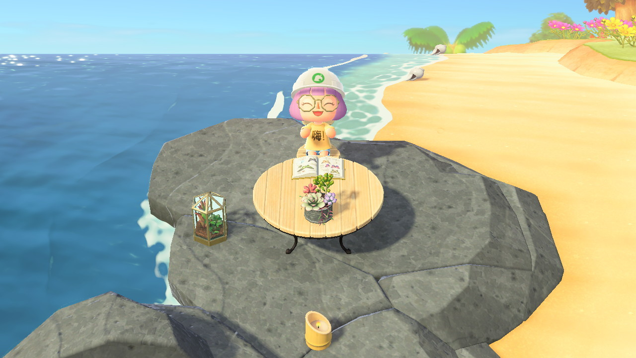 Two new sitting areas on the island! #island design #acnh island design #acnh#acnh life#acnh island#acnh hype#acnh community#acnh design#acnh blog#animal crossing#new horizons #animal crossing new horizons  #animal crossing: new horizons #nintendo#nintendo switch #nintendo switch games #nintendo acnh#acnh nintendo#switch#switch games#switch acnh#acnh switch