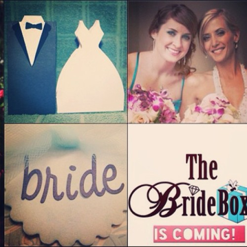 Follow us @thebridebox to find out more about our #new #subscriptionbox! #Brides let us help you #plan your #bigday with a variety of #products that you will #fallinlove with!