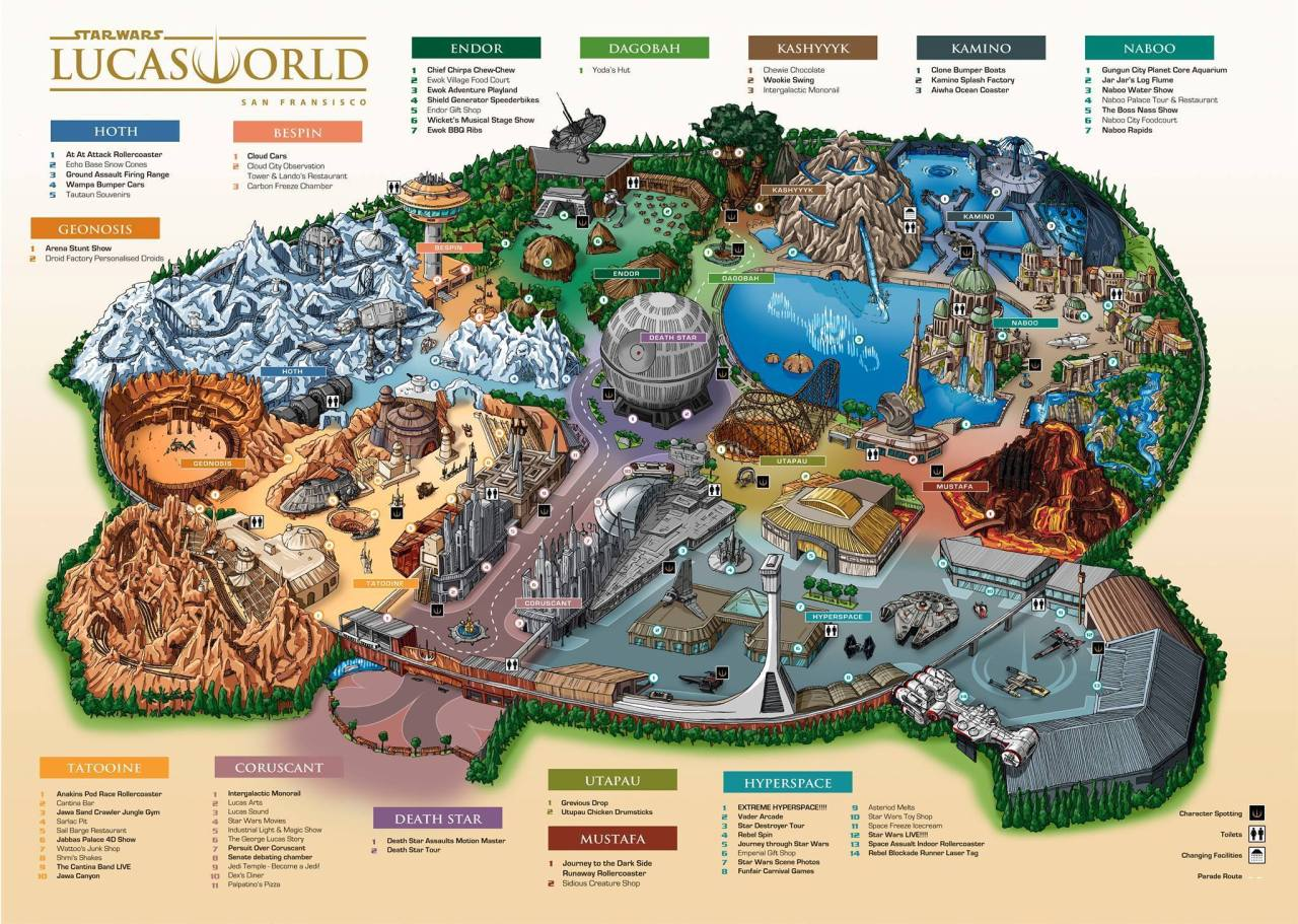 LucasWorld Fan-made Concept