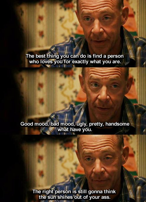 like-candy: JK Simmons <3… so wise.