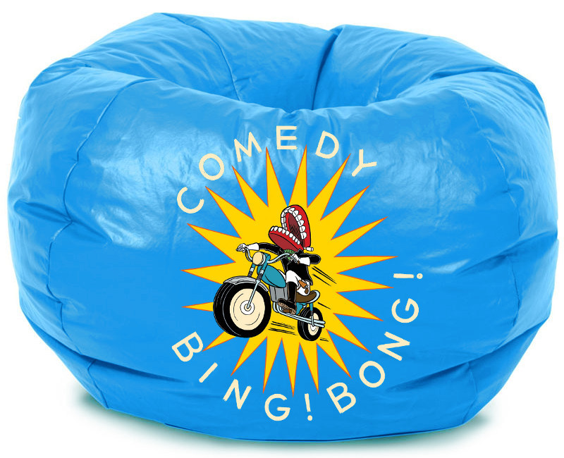 I want my Comedy Bing Bong Bean Bag! (From Ep 203)