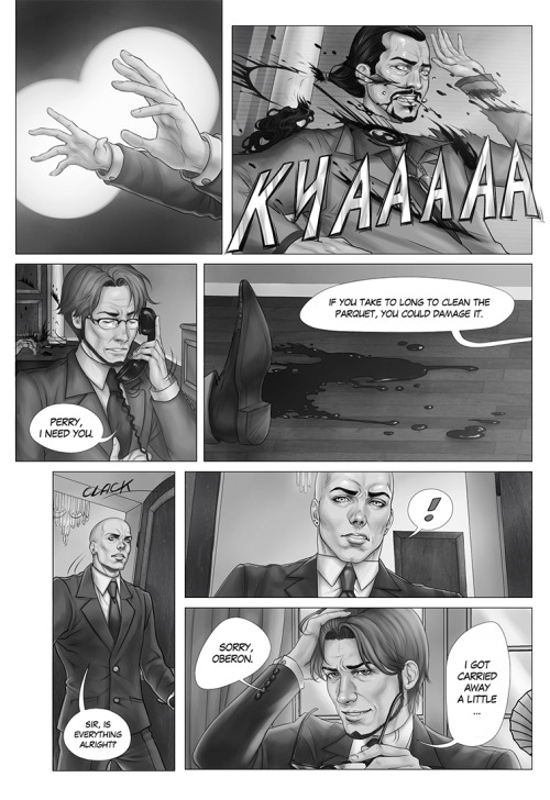 « PREVIOUS | PAGE 13 | NEXT » Art and greys: ElephantWendigo Story: ElephantWendigo & TheSoul Beta: deppfan85 YOU CAN READ THE COMIC ON SMACKJEEVES AS WELL.
