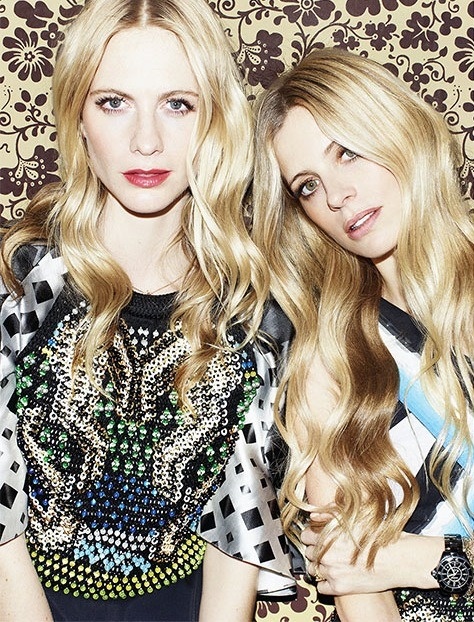 opaqueglitter:  London Loves: The Edit February 2013Models: Poppy Delevingne, Alexa Chung & Laura Bailey More from this editorial here.