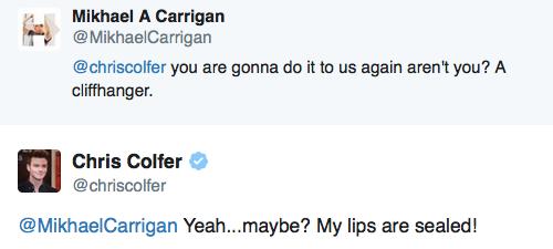 Chris Colfer Tweets - Page 34 Tumblr_o5kadzpRRO1u88r6co5_r1_500