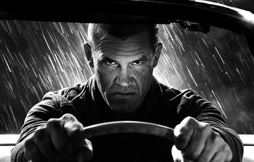 Josh Brolin stars in first image from Sin City 2 Robert Rodriguez has released the first image from forthcoming sequel, Sin City: A Dame To Kill For, featuring Josh Brolin looking badass as Dwight…