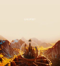 Gallifrey ~ The Shining World of the Seven Systems