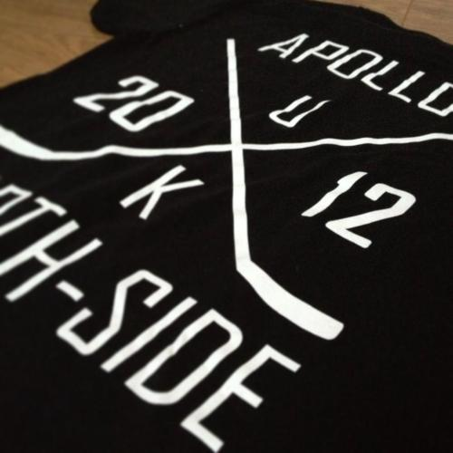 apollouk:  apollouk:  Sneak at one of two new tees coming soon..  ONLINE NOWLIMITED PIECES IN SIZES S-XLhttp://apollouk.bigcartel.com  Buy now at http://apollouk.bigcartel.com/Only £15.99