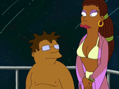 awesome tgsb love on Futurama!!