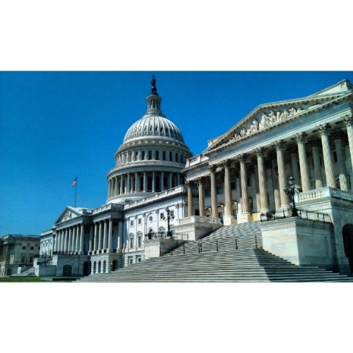 See u again next time! :) (at United States Capitol)