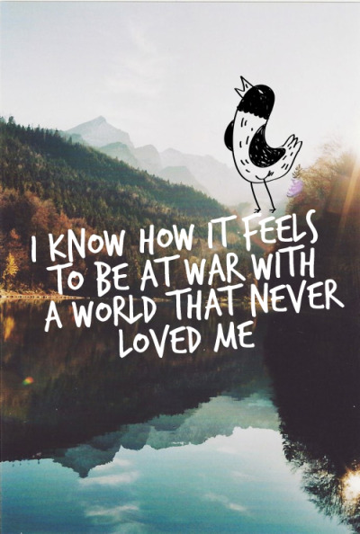The Wonder Years ~ The Devil in My Bloodstream