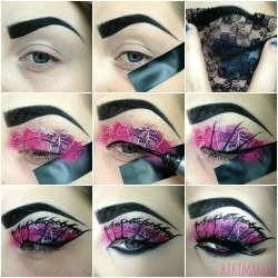 makeup punk Alternative goth emo steampunk scene gothic eye shadow tutorial eye makeup makeup tutorial gothic makeup scene makeup goth makeup eye shadow tutorial alternative makeup punk makeup eye makeup tutorial emo makeup