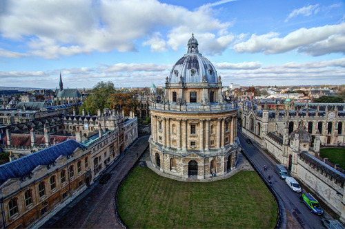 just-wanna-travel:  Oxford, England, UK