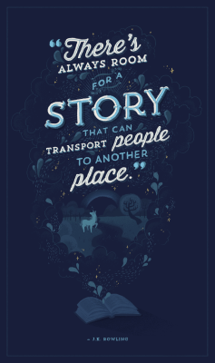 (via Quote of the Day: 'Where to Next?' Inspired by J.K. Rowling | Story by ModCloth)
