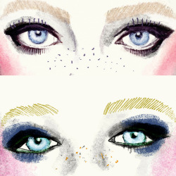soulist-aurora:  Totally imagination eyes