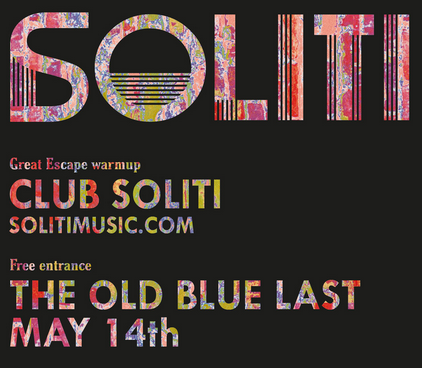 BIG WAVE RIDERS, BLACK TWIG & THE NEW TIGERS CLUB SOLITI MAY 14TH THE OLD BLUE LAST LONDON FACEBOOK