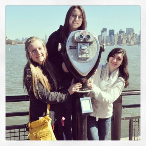 #Best2012Memories going to New York for choir!! 💜