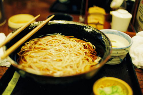 dreams-of-japan:  SOBA by mizuki_lol on Flickr.