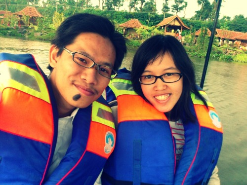 lembang trip @ floating market. #amazingholiday