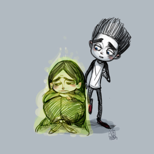 [Paranorman]Don't be sad.