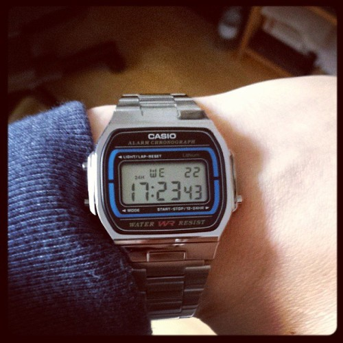 New watch!