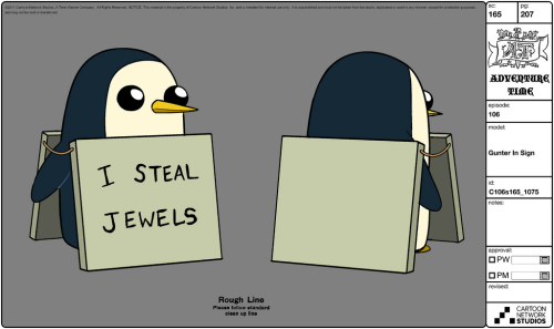 merlin:  Gunter - The Adventure Time Wiki. Mathematical!