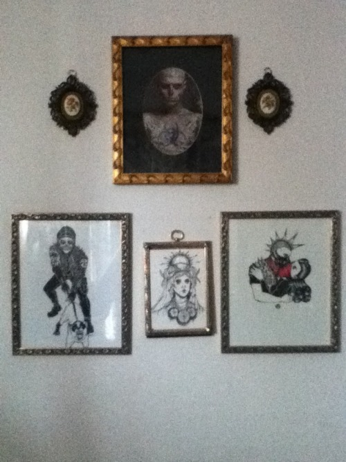 I need more frames :/. My room is getting a make over haha!