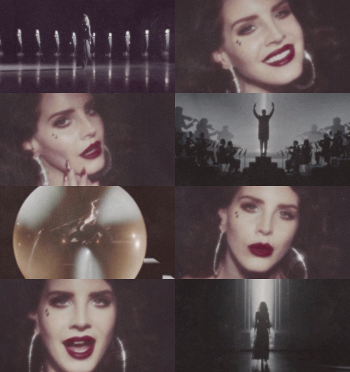 Lana Del Rey - Young & Beautiful.