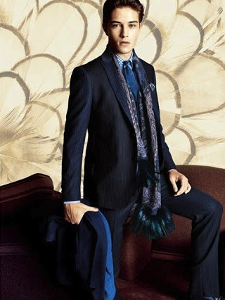 mensfashionworld:  Etro Campaign Fall 2012