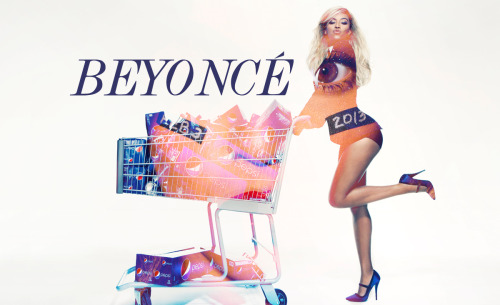 Small article about Beyoncé on my blog (in finnish) / / Pieni kirjoitus Beyoncesta blogissani (X)