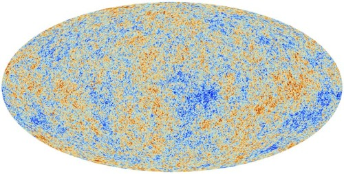 "Detailed All-Sky Map Shows Oldest Light in UniverseThe Planck collaboration presented its first all-sky map of the cosmic microwave background radiation, which impressively confirms the standard model of cosmology and determines its parameters more accurately than ever before. At the same time, the researchers also found significant anomalies and inhomogeneities indicating that some aspects of the ""standard model"" are not yet understood.The all-sky map released now is based on the first 15.5 months of observations with the Planck space telescope, a mission of the European Space Agency (ESA), and shows the oldest light in the universe. This was emitted when the universe was only 380,000 years old and became transparent for the first time after the Big Bang. The ""primordial soup"" of protons, electrons and photons cooled gradually, allowing neutral hydrogen atoms to form and the light to escape. As the universe continued to expand and to cool, this radiation was shifted to longer wavelengths, so that it is received today as the cosmic microwave background (CMB) at a temperature of about 2.7 K.Read more: http://www.laboratoryequipment.com/news/2013/03/detailed-all-sky-map-shows-oldest-light-universe"