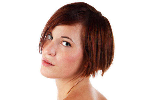 (via Short Bobs) One of the best short hairstyles out there that's also easy to wear is the short bob. They're cute, sassy, and chic! Even better, the short bob can be styled some different ways. Add blunt bangs or side swept, wear hair graduated or asymmetrical. There is a short bob out there for your style, face shape, and hair type from thin to thick! Visit our website to see all 10 short bobs!